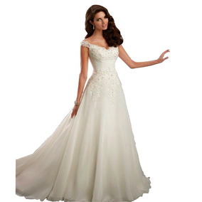 Vestido De Novia Casamiento Nuevo A Estrenar Nunca Se Uso