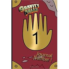 Gravity Falls Diario 1