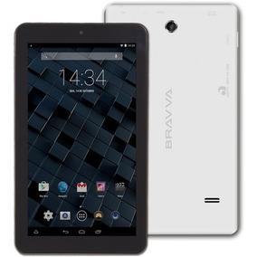 Tablet Bravva Quad Core, Android 5.0 Lollipop, Dual Câmera