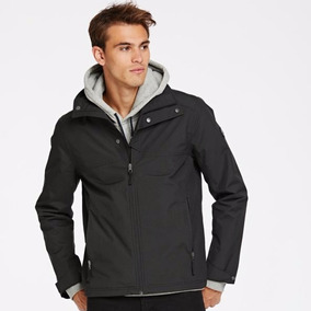Campera Timberland Impermeable Azul Talle M - Solo Tucuman!
