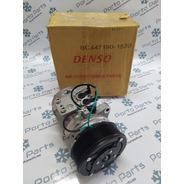 Compressor Ar Cond Ford Cargo 10p15 3 Orelhas Original Denso
