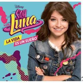 Soy Luna La Vida Es Un Sueño 2 Cd Nuevo Disney Cerrado