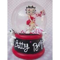 Globo Betty Boop De Resina