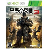 Gears Of War 3 Codigo Descarga Xbox 360/ One