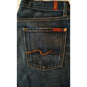 Seven For All Mankind Jeans Para Caballero 32x34. True,rock&