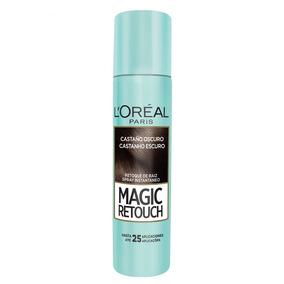 Magic Retouch Loréal Paris - Corretivo Instantâneo Castanho