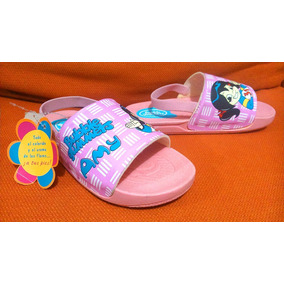Sandalias Chanclas Hule Bubble Gummers Amy No.19 Con Resorte
