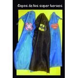Capas De Superheroes Y Demás Comiquitas