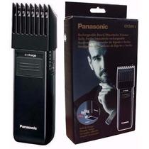Maquina Cabelo, Barba E Acabamento Panasonic Original Er389k