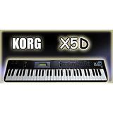 Korg X5d Para Kontakt - Pc | Mac
