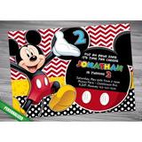 Cotillones De Mickey Mouse