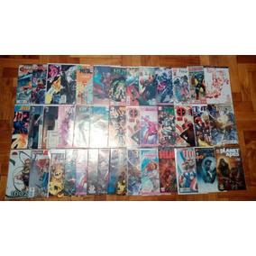 Lote Random De Comics Dc, Marvel, Image. Subasta $1!