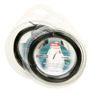 Cable De Acero Waterdog 60 Libras Leader  X 10mts + Tubitos