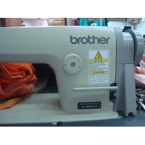 Maquina Recta Brother Industrial