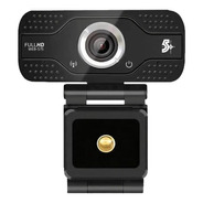 Webcam 5+ Full Hd 1080p Web-s75