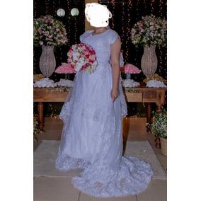 Vestido De Noiva Veste De 36 A 42