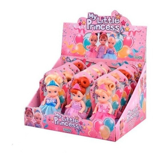 Mu?ecas Little Princess - Ditoys