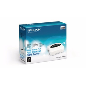Tp-link Print Server Tl-ps110u Usb