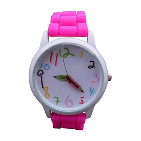 Trail Watches Pink Watch For Girls - Time Teacher
