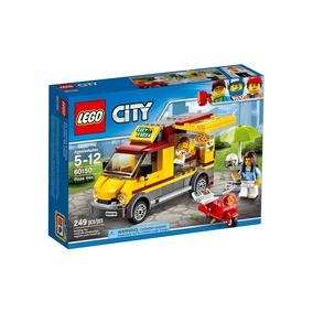 Lego Juego Camión De Pizza