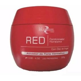 Mascara Red Mairibel Vermelho Intenso 500g-