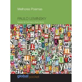 Melhores Poemas Paulo Leminsky (pocket)