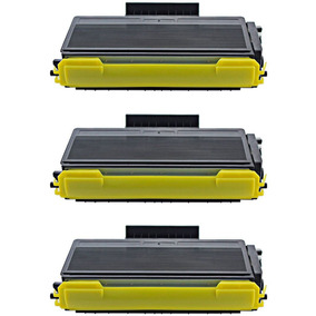 Kit 3x Toner Compatível Com Brother Dcp-8065dn 8860dn 8660dn