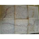 * Mapa De Posadas - Misiones - Corrientes- Formosa- - L081