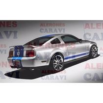 Ford Mustang Vendo Aleron Shelby Para Modelos 2005 Al 2009