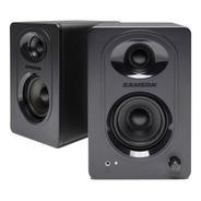 Monitores De Estudio Samson Mediaone M30 Activo Audio Par