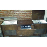 Mueble Combinado Con Amplificador
