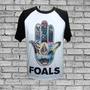 Camiseta Foals What Went Down Hand Rock Indie