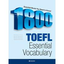 Ebook Original : 1800 Toefl Essential Vocabulary