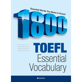 Ebook Original : 1800 Toefl Essential Vocabulary