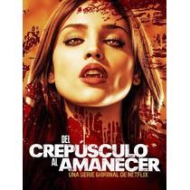 Del Crepusculo Al Amanecer Temporada 1 Uno Serie Dvd