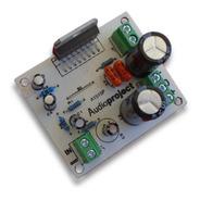 Modulo Amplificador 100 Watts Rms Con Tda7294 - Audioproject