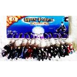 Kit 12 Chaveiros Bonecos Harry Potter 5cm - Coleção Completa