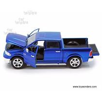 2014 Dodge Ram 1500 - Escala 1/24 - Jada - Envio Gratis