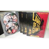 Dvd Box Terra De Gigantes - Série Completa ( 16 Dvds )