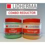 Combo Reductor Lidherma Termogel+criogel X 500