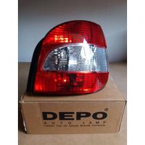Lanterna Renault Scenic 2001 02 03 04 2005 2006 Ld Depo