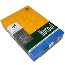 Papel Boreal A4 - Com 05 Resmas