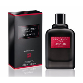 Perfume Gentlemen Only Absolute Givenchy Mas Edp 100ml