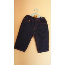 Pantalón Jeans Talla 12 Marca Tempore