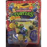 Tmnt Tortugas Ninja 1991 Shell Kicking Raph Vintage Nuevo