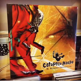 Catupecu Machu El Numero Imperfecto Vinilo Lp Nuevo Stock