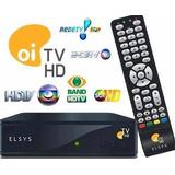 Recepto Elsys Oi Tv Livre Etrs35/37 Cadastro/habilita Grátis