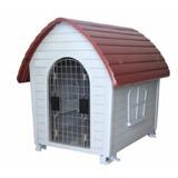 Casa Perro Sunny Con Reja Modelo 504 117x82x114cm
