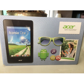 Tablet Acer Iconia One 7 Novo Lacrado Na Caixa