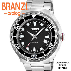 Branzi By Citizen Automatico Acero Inoxidable Caballero